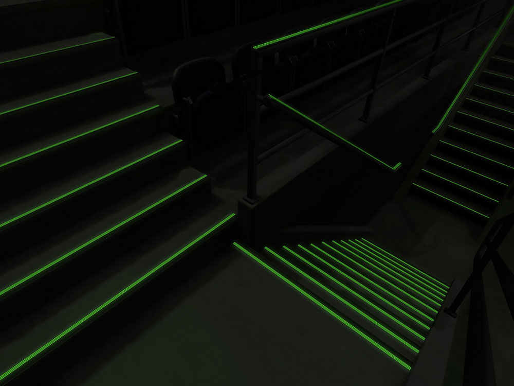 Luminous Stairs