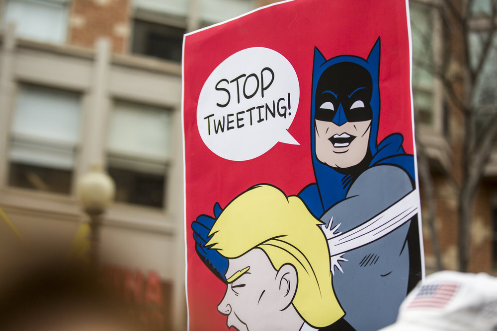 Gotta love Batman memes.