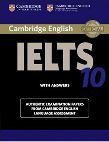 cambridge ielts study book