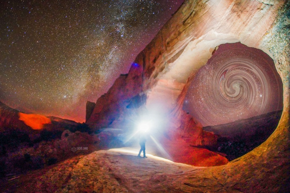 Wilson Arch: Moab, Utah