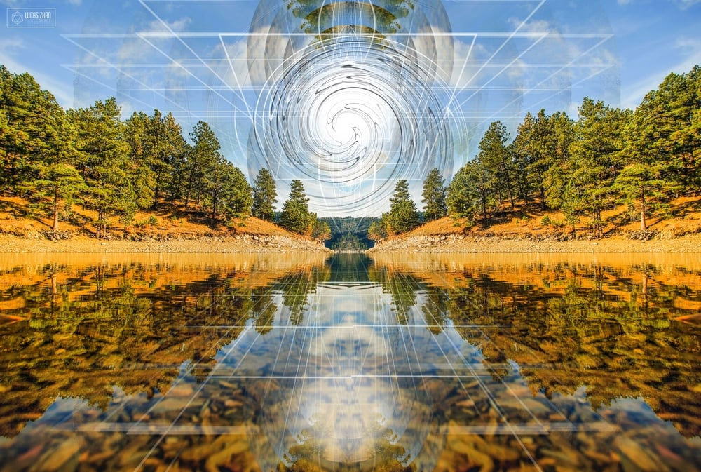 Dimensional Intervention- Black Hills National Forest, South Dakota (2015)