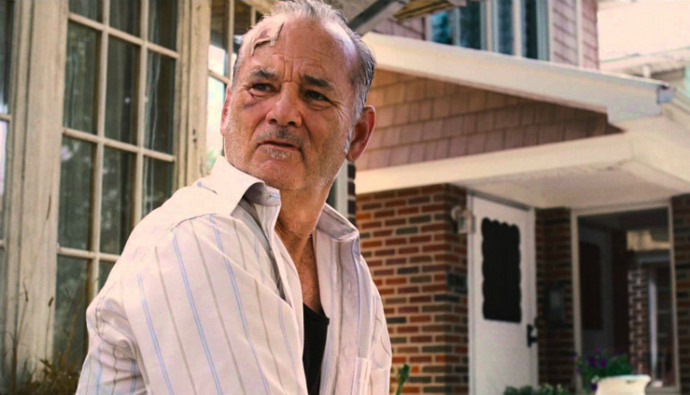 Bill Murray in St. Vincent (Image © The Weinstein Company).