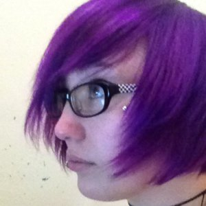 Zoe Quinn, the woman at the center of the GamerGate controversy.