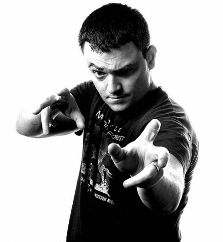 Scott Snyder, creator of  Wytches  (Image  © DC Comics)