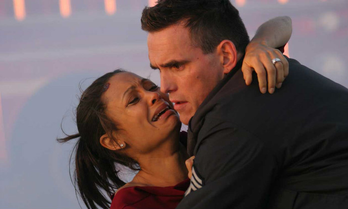 Thandie Newton and Matt Dillon in  Crash  (Image  © Lionsgate)