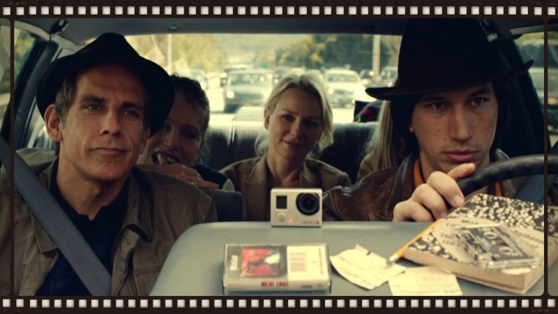 Ben Stiller, Dree Hemingway, Naomi Watts, and Adam Driver in  While We're Young  (Image  ©  A24 Films).
