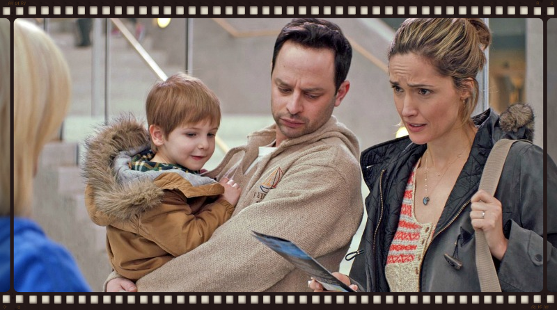 Nick Kroll and Rose Byrne in Adult Beginners (Image  ©  RADiUS-TWC).