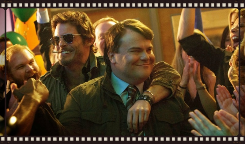 James Marsden and Jack Black in D-Train (Image  ©  IFC Film).