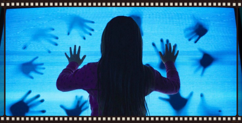 They're here. Poltergeist 2015 (Image © 20th Century Fox).