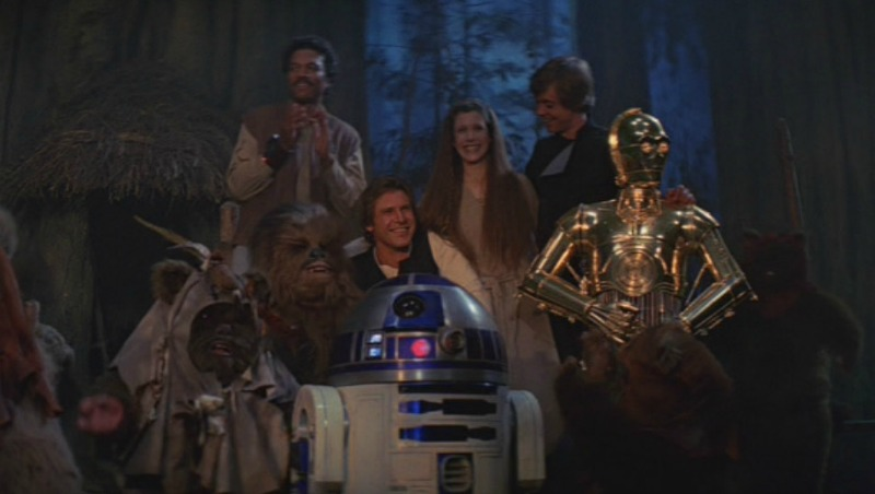 The end of the Star Wars saga. Until December. (Image © Lucasfilm/Disney)