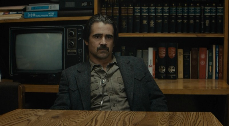 Colin Ferrell stars as Ray Velcoro in season two of HBO's True Detective (Image © HBO).