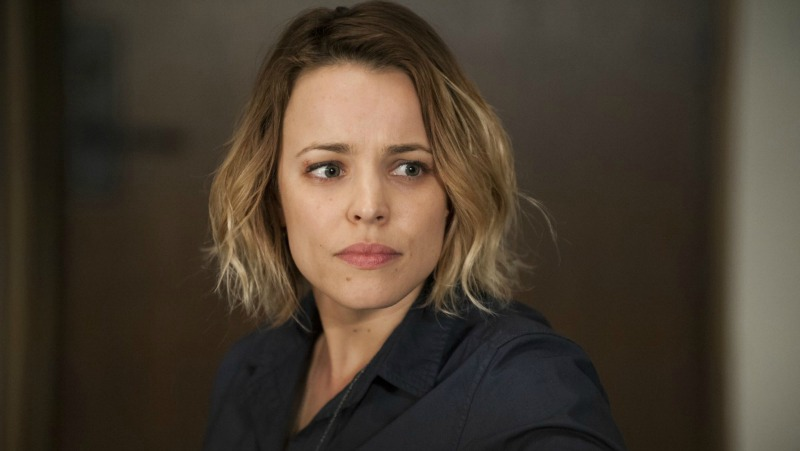 Rachel McAdams stars as Antigone Bezzerides in season two of HBO's True Detective (Image © HBO).