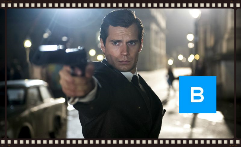 Henry Cavill steps into the role of Napoleon Solo in the reboot of The Man From U.N.C.L.E. (Image  ©  Warner Bros.)