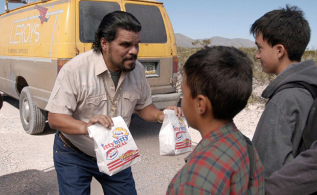 Luis Guzman in Fast Food Nation (Image © Fox)