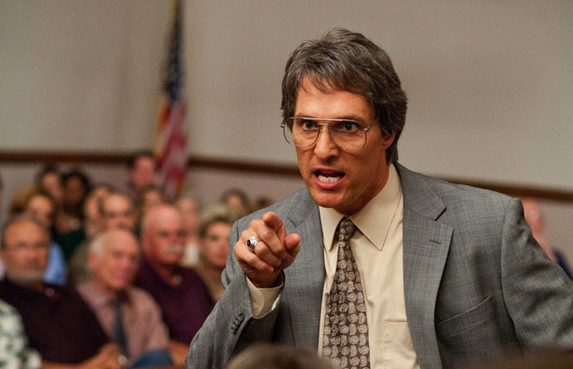 Matthew McConaughey in Bernie (Image © Millennium Entertainment)
