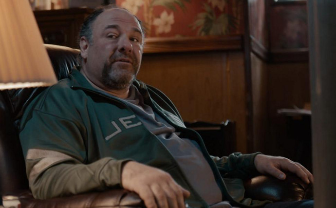 James Gandolfini in The Drop, his last film (Image © Fox Searchlight)