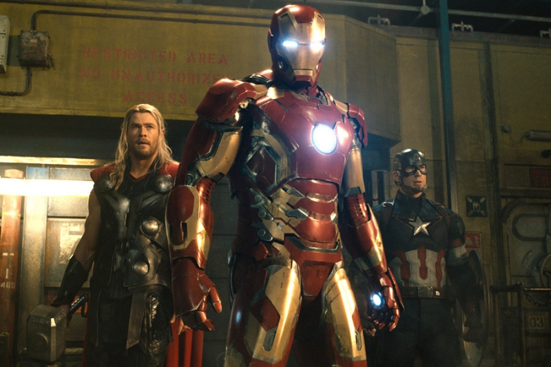 Avengers: Age of Ultron  (Image  ©  Marvel).