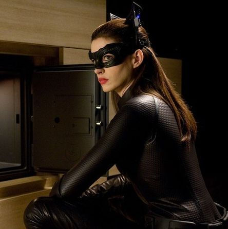Anne Hathaway as Selina Kyle (Image © Warner Bros.)