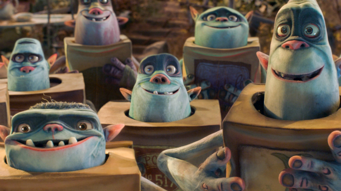 The Boxtrolls (Image © Focus Features).