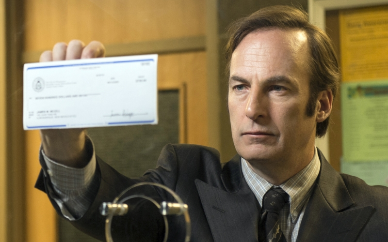 Bob Odenkirk in  Better Call Saul  (Image © AMC).