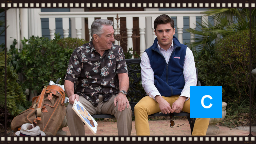 Robert De Niro and Zac Efron come to terms with Dirty Grandpa's mediocrity. Image © Lionsgate