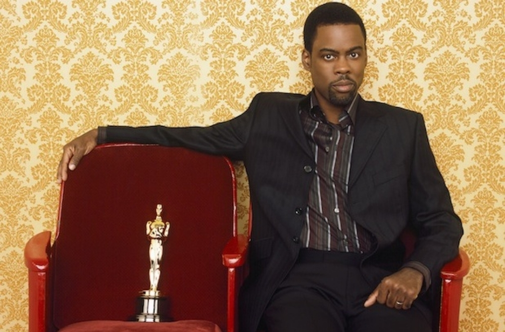 Chris Rock, who will host the 88th Academy Awards on February 28th (Image © AMPAS).