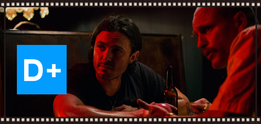 Casey Affleck and Woody Harrelson in Triple 9. Image  ©  Open Road Films