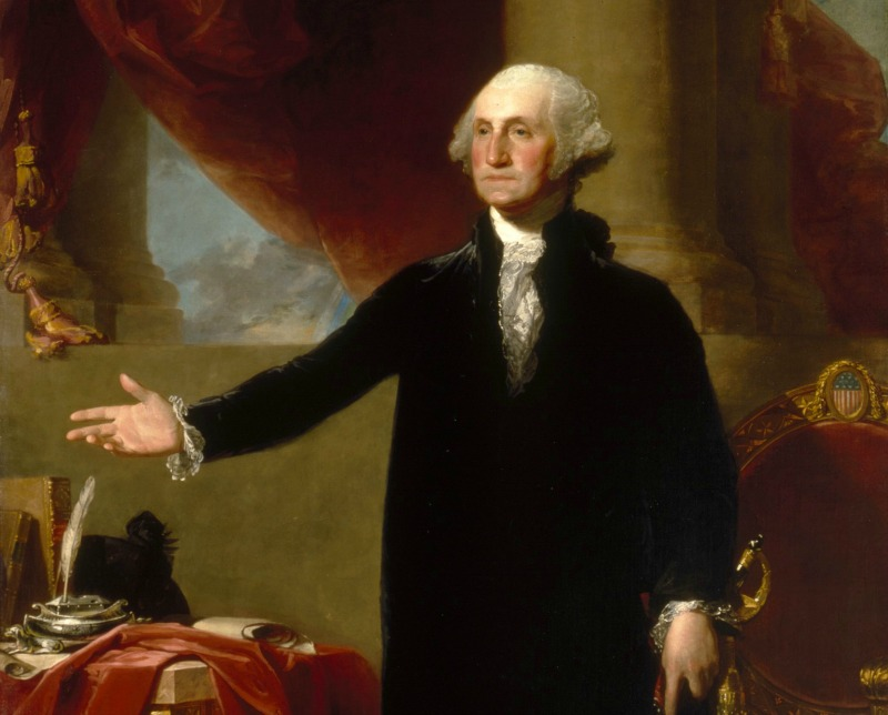 George Washington warned of the divisive nature of partisanship in his Farewell Address.