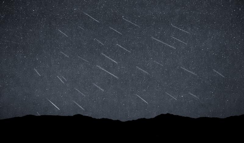 """""""Perseid Meteor Shower"""" © Flickr user Trevor Bexon"""