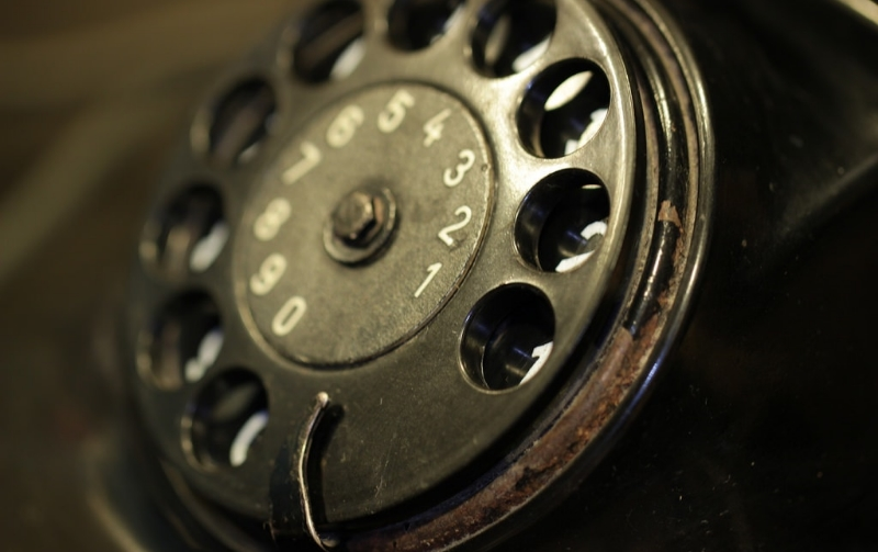 """Old Phone 2"" © Flickr user  Jan-Hendrik Caspers"