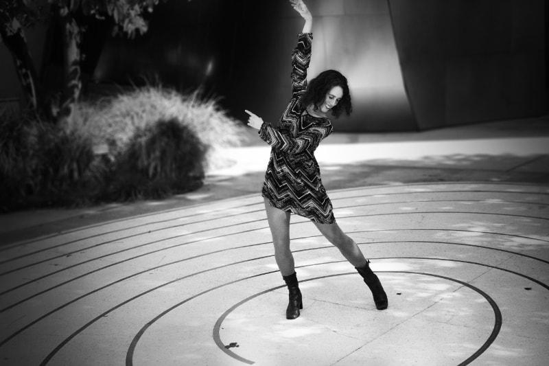 Writer/Dancer