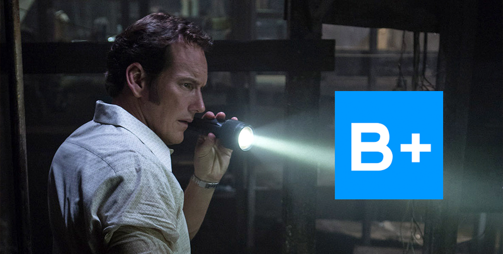 Patrick Wilson in  The Conjuring 2 . Image  ©  Warner Brothers