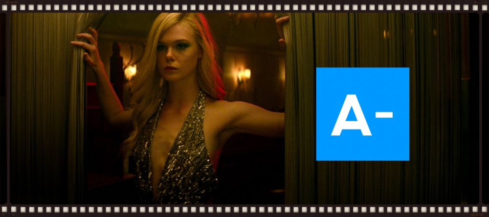 Elle Fanning stars in Nicolas Winding Refn's  The Neon Demon . Image  ©  Amazon Studios