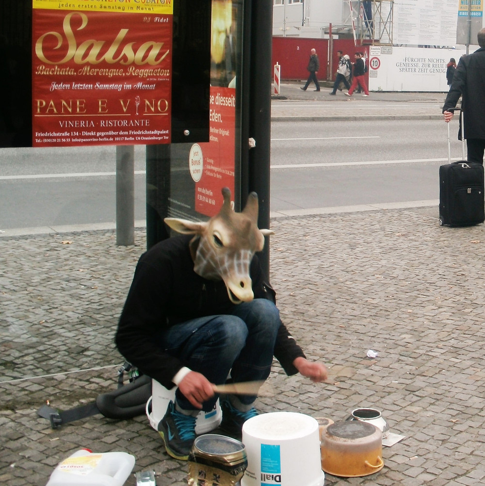 Berlin Animal Busker