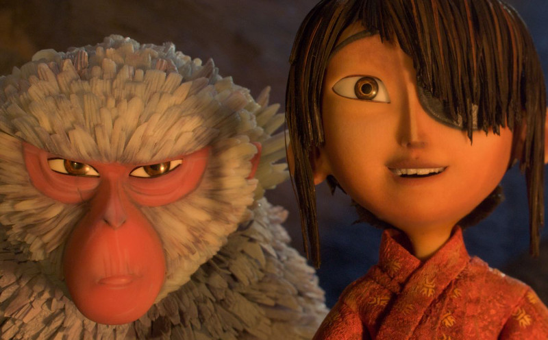 Kubo and the Two Strings  (Image © Laika Studios).