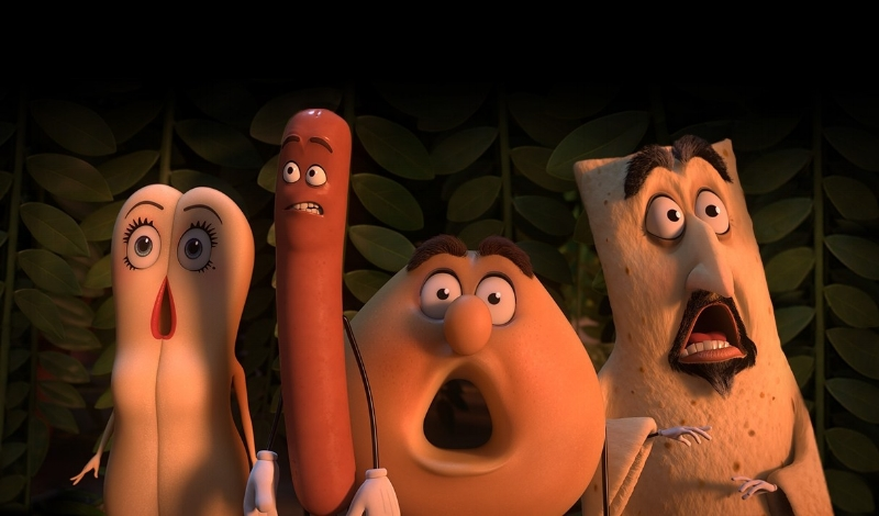 Sausage Party (Image © Coluimbia Pictures)