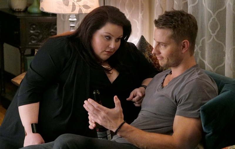 Chrissy Metz and Justin Hartley (Image © NBC)