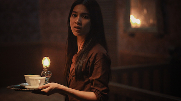 Kate Nhung in Derek Nguyen's  The Housemaid  (Image © IFC MIdnight)