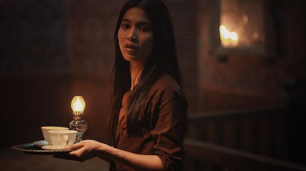 Kate Nhung in Derek Nguyen's  The Housemaid (Image © IFC MIdnight)