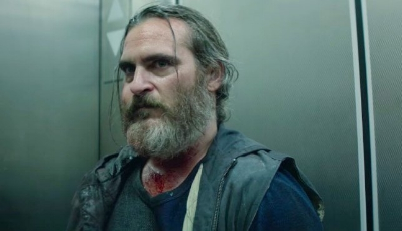 Joaquin Phoenix stars in  You Were Never Really Here  (Image © Amazon Studios)