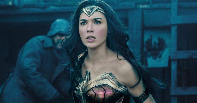 Gal Gadot as Wonder Woman (Image © Warner Bros.)