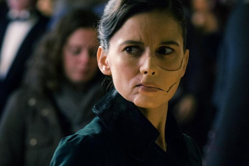 Elena Anaya as Dr. Poison in Wonder Woman (Image © Warner Bros.)
