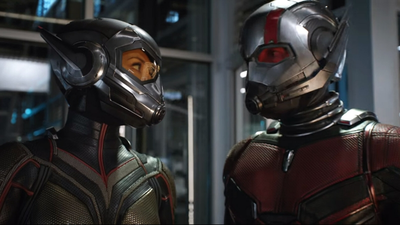 """Wait? What's happening in this movie?"" ""It can't possibly matter.""  Image © Marvel"