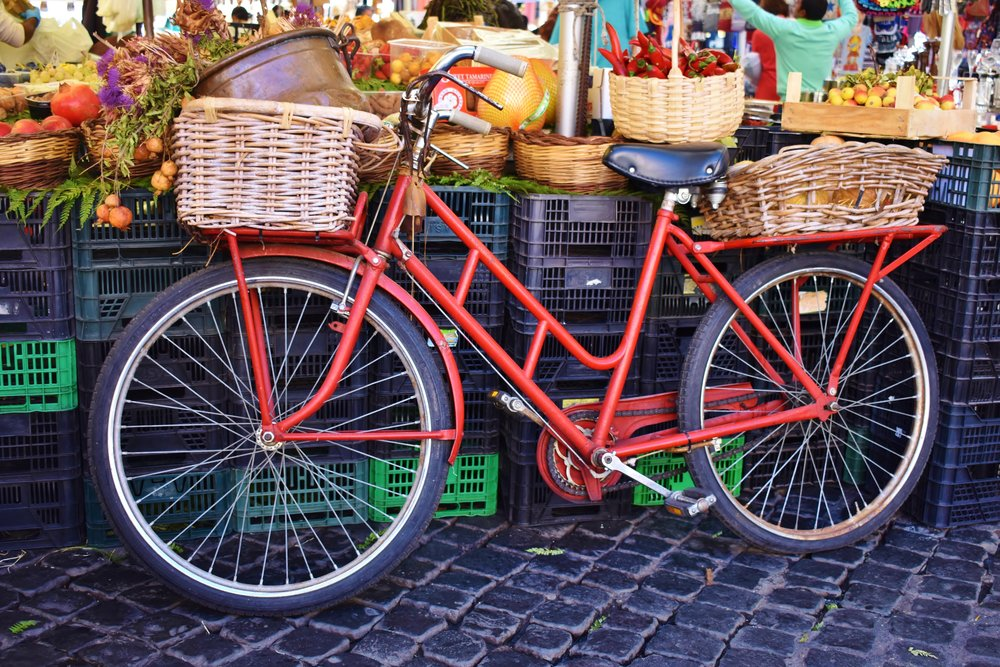 Bicycle of the Marketplace