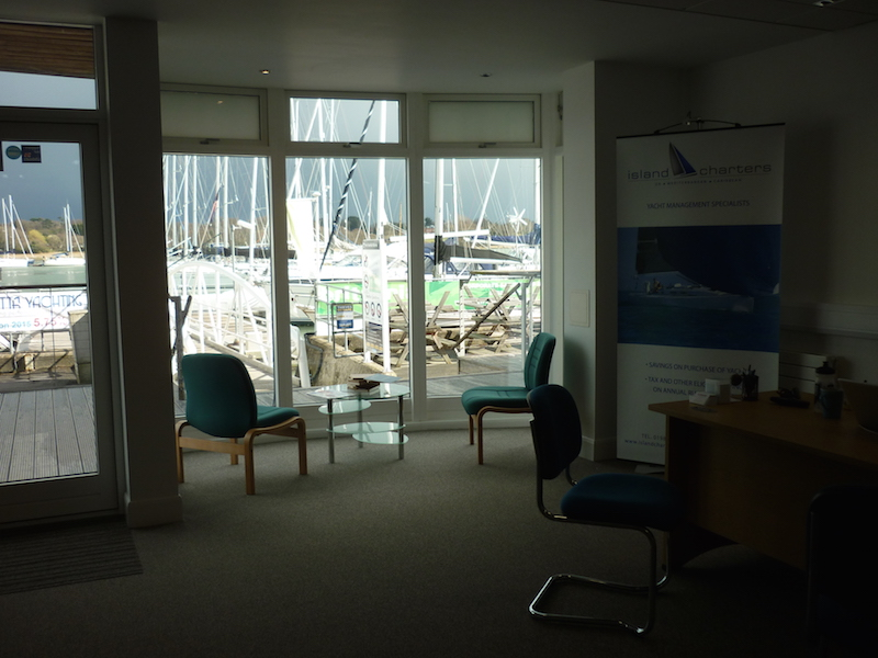 Regatta Yachting Showroom | Hamble