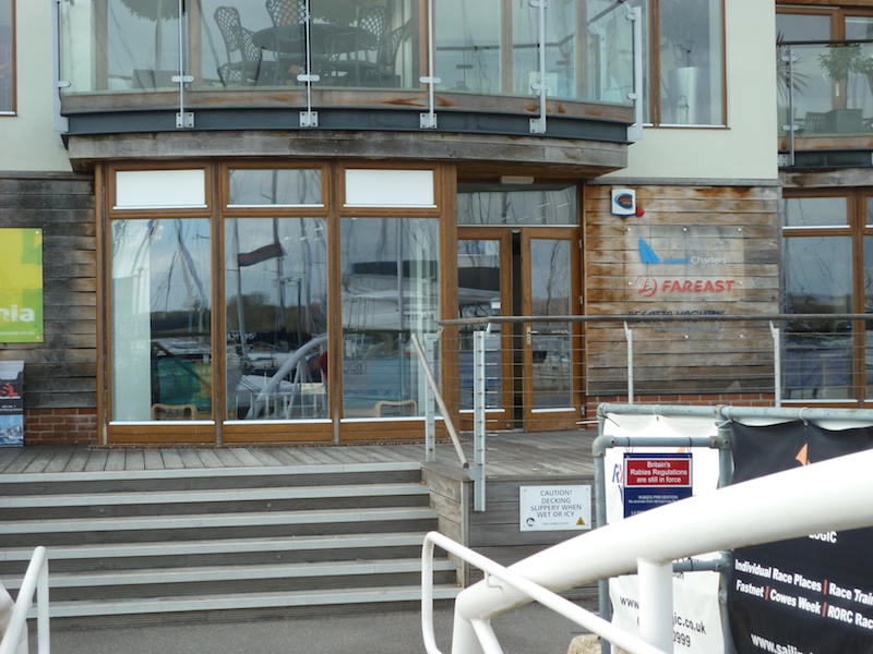 Regatta Yachting Office | Hamble