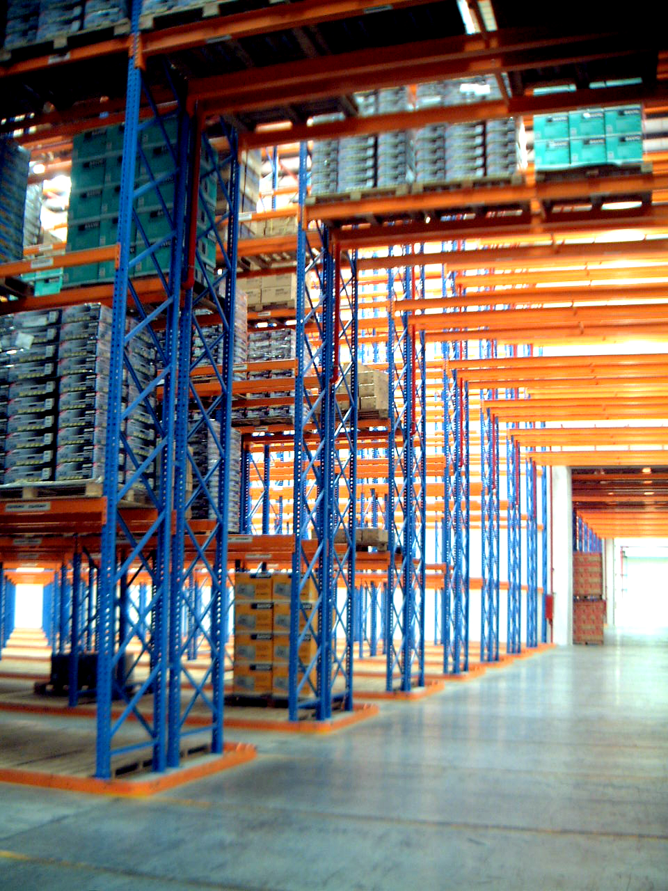 Mini Load Automated Storage And Retrieval System Storage