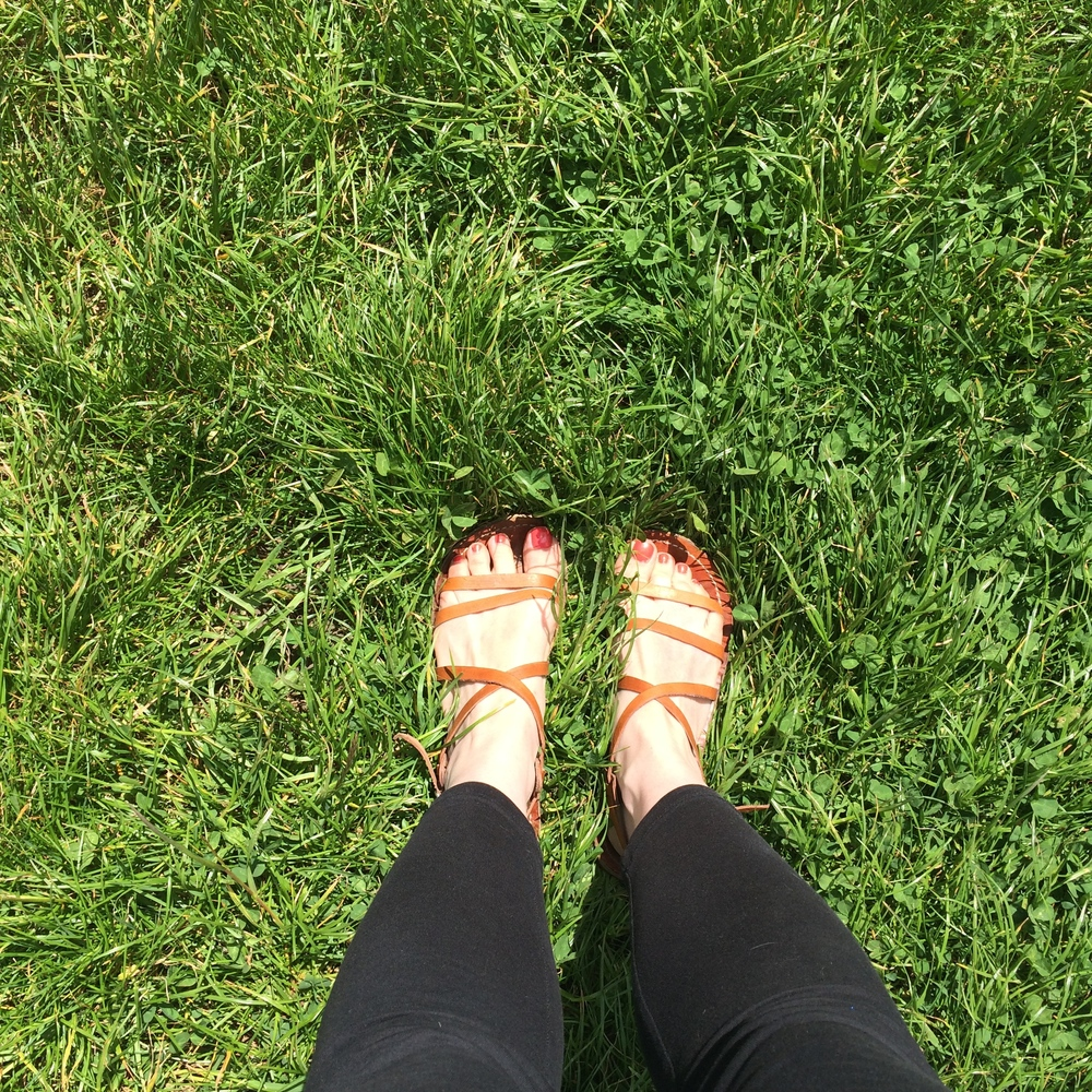 Marie Milligan Feet