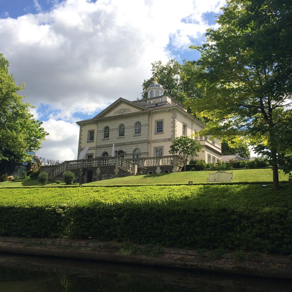 Regent's Park Mansion