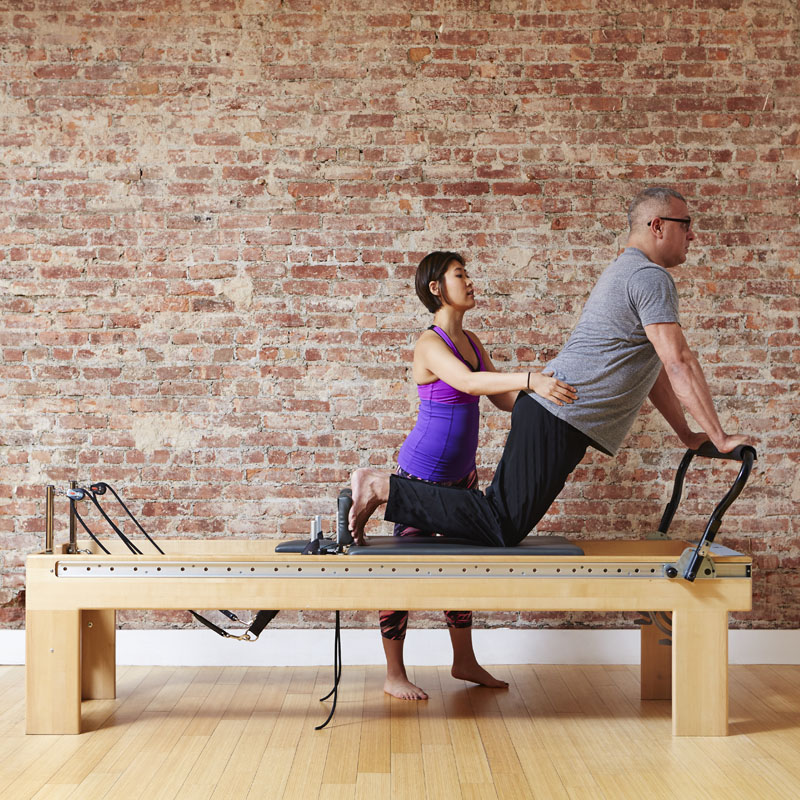 Pilates, Personal Training,  Massage, Physical Therapy